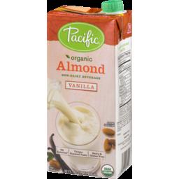 Photo of Pacific Organic Almond Non-Dairy Beverage Vanilla