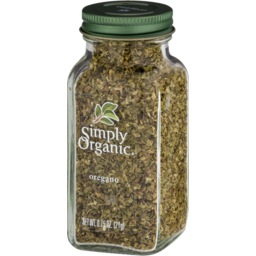 Photo of Simply Organic Certified Organic Oregano