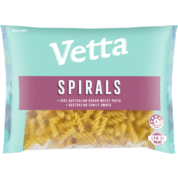 Photo of Vetta Pasta Spirals 500gm