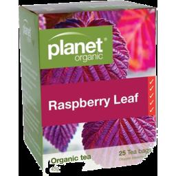 Photo of Planet Organic - Raspberry Leaf - 25 Tea Bags