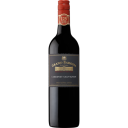 Photo of Chateau Tanunda Grand Barossa Cabernet Sauvignon