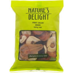 Photo of Natures Delights Fruit Salad 500g