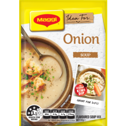 Photo of Maggi Soup Onion 32g