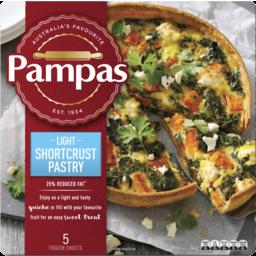 Photo of Pampas Light Shortcrust Pastry 1kg