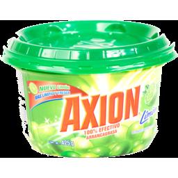 Photo of Axion Dishwashing Cream Lemon