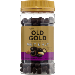 Photo of (T)Cad Old Gold Fruit&Nut 340gm