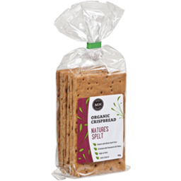 Photo of Munch Health Organic Spelt Crispbread 200gm
