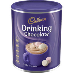 Photo of Cadbury Drinking Chocolate 400g