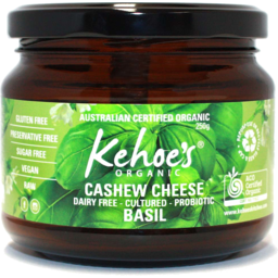 Photo of Kehoe's Kitchen Dip - Cashew With Basil