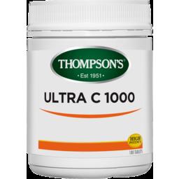Photo of Ultra C 1000mg 180's