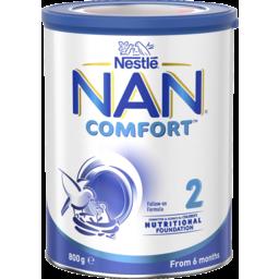 Photo of Nestlé Nan Comfort 2, Follow-On Formula 6-12 Months Powder - 800g
