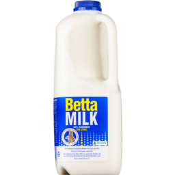 Photo of Betta Whole Milk Bottle 2L