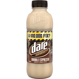 Photo of Dare Iced Coffee Double Espresso 750ml