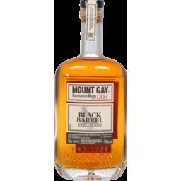 Photo of Mount Gay Black Barrel Rum