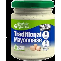 Photo of Absolute Organic Mayonnaise 250gm