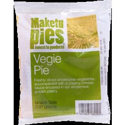 Photo of Maketu Pies Veggie 200g