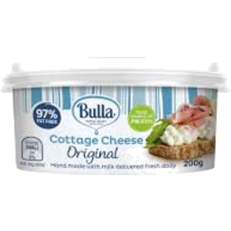 Photo of Bulla Cottage Cheese Original 200gm