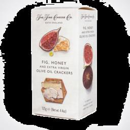 Photo of Fig & Honey Cracker 125g