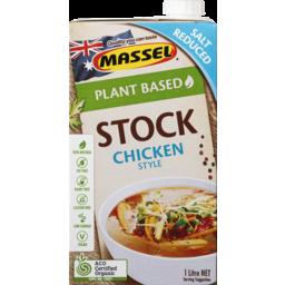 Photo of Massel Liquid Stock Salt Reduced Chicken 1L