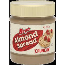 Photo of Bega Almond Crunchy 325g