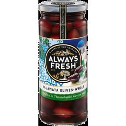 Photo of Always Fresh Olives Kalamata Whole 440g