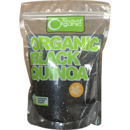Photo of Absolute Organics Black Quinoa 400g