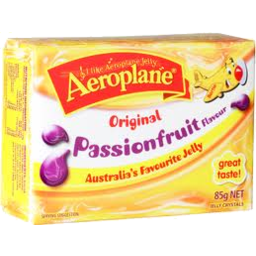 Photo of Aeroplane Jelly Passionfruit 85g