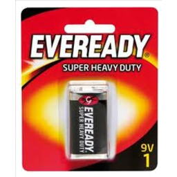 Photo of Eveready Black Shd 9v 1222 1pk