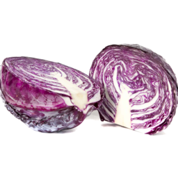 Photo of Cabbage - Purple (Piece)