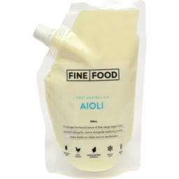 Photo of Fine Food Aioli 250ml