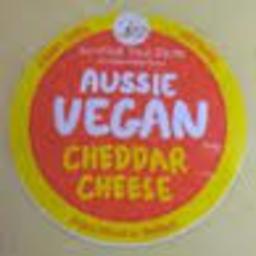 Photo of Aussie Vegan Cheddar Cheese 250gm