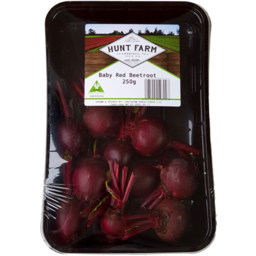 Photo of Hunt Farms Baby Beetroot 250g