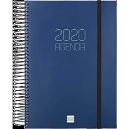 Photo of 1-Day Agenda Diary - Blue