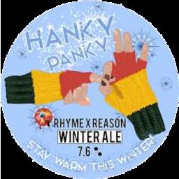 Photo of Rhyme & Reason Hanky Panky W/Ale 500ml