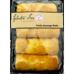 Photo of Gluten Free Gourmet Sausage Rolls 12pk