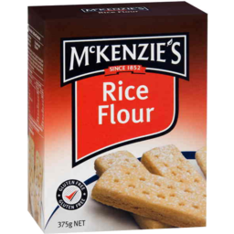 Photo of McKenzie's Rice Flour 375gm
