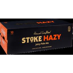 Photo of Stoke Beer Hazy Pale Ale 10 Pack X 330ml