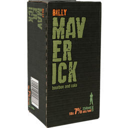 Photo of Billy Maverick 7% 18x250c