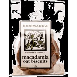 Photo of Oat /Macadamia Bisc 140g