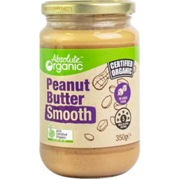 Photo of Absolute Organic Peanut Butter - Smooth