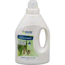 Photo of Abode - Laundry Liquid Eucalyptus