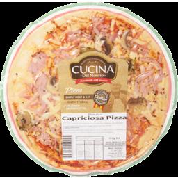 Photo of Cucina Del Nonno Capriciosa Pizza 420gm