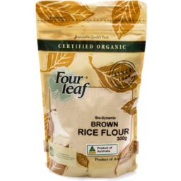 Photo of Four Leaf Milling Flour - Brown Rice