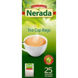 Photo of Nerada Tea Bags Cup 25's
