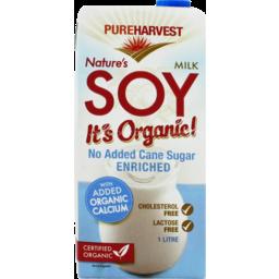 Photo of Pureharvest Calcium Enriched Soy Milk