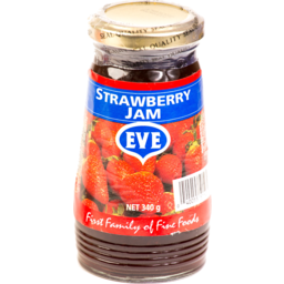 Photo of Eve Strawberry Jam