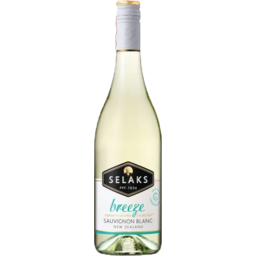 Photo of Selaks Breeze Sauvignon Blanc Low Alcohol