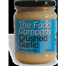 Photo of Tfc Garlic Crushed 250g