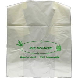 Photo of Bio Bag to Earth Biodegradable Shopping size 100 bags