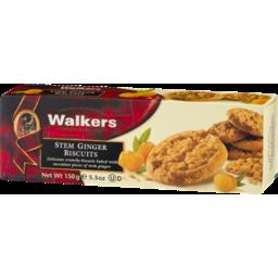 Photo of Walkers Shortbread Stem Ginger 175g